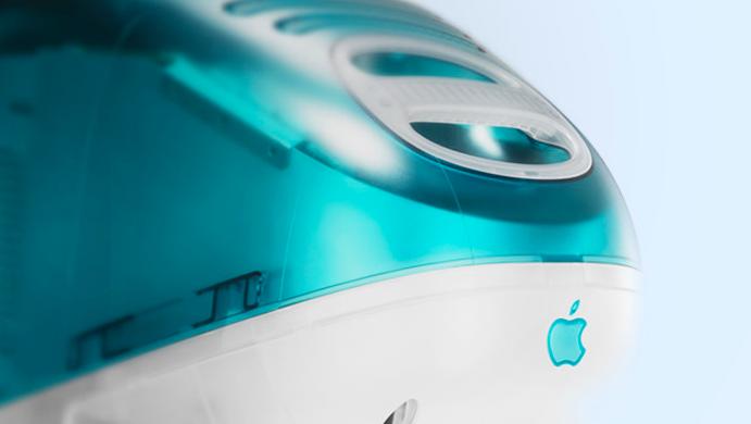 iMac G3 z roku 1998