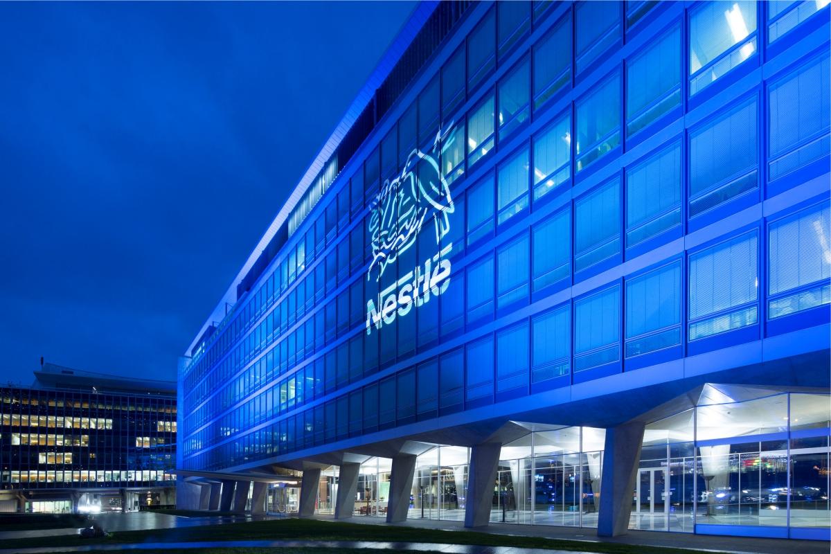 HQ Nestlé ve Vevey