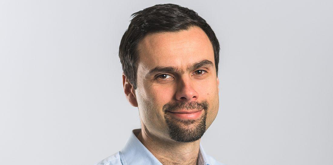 Nastupující šéf Avastu Ondřej Vlček