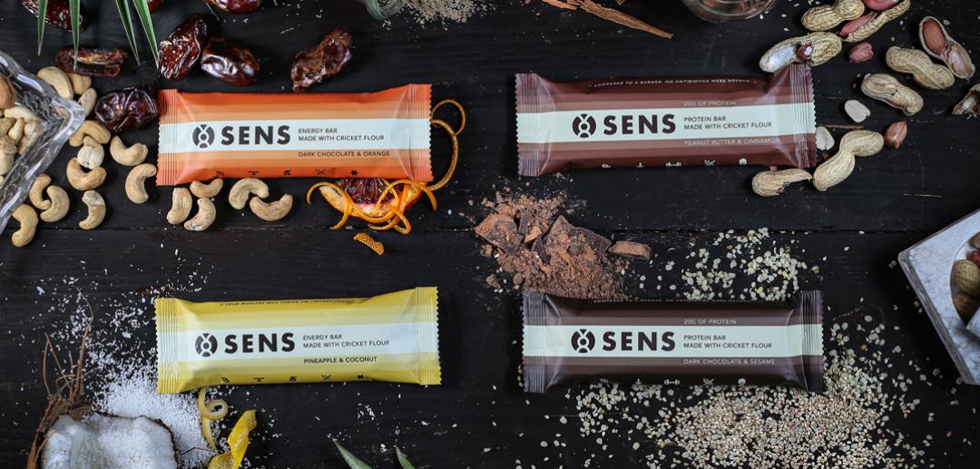 Obchodní řetězec Penny Market začíná prodávat chléb a tyčinky z cvrčků od českého startupu SENS