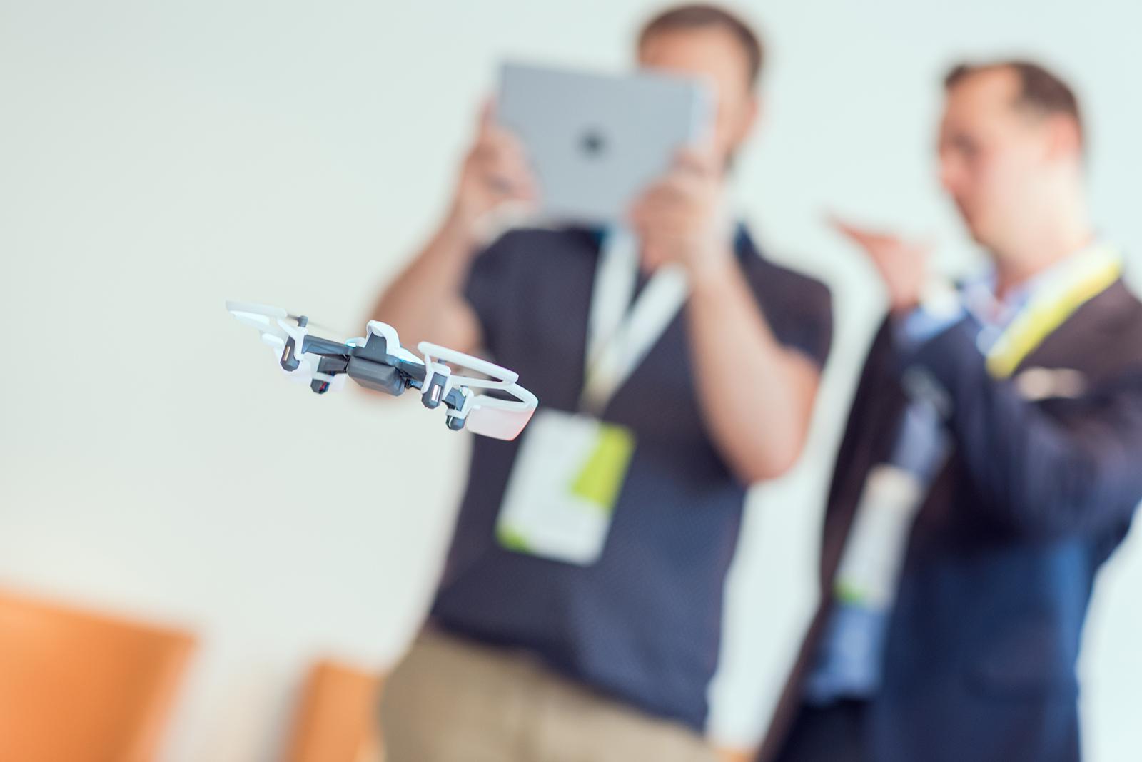 Vítěz loňského ročníku: Drone n Base
