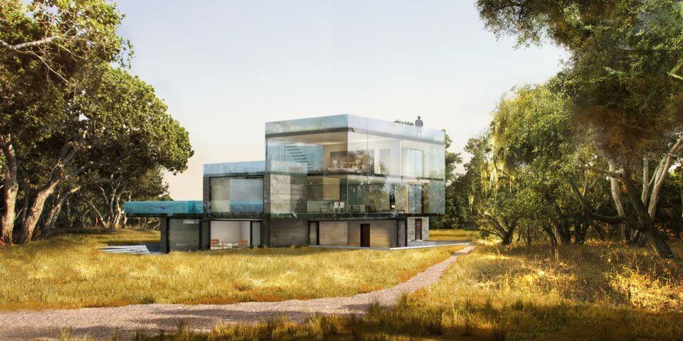 V Kalifornii vzniká ekologická komunita pro mileniály s domy z 3D tiskárny. Materiál dodá i Tesla