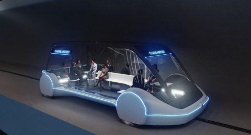Elon Musk se chystá vybudovat podzemní hyperloop mezi letištěm a centrem Chicaga