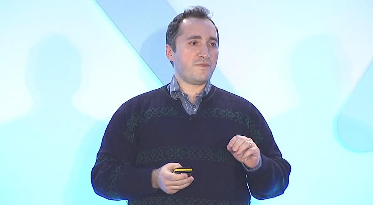 Babak Parviz, šéf projektu Grand Challenge
