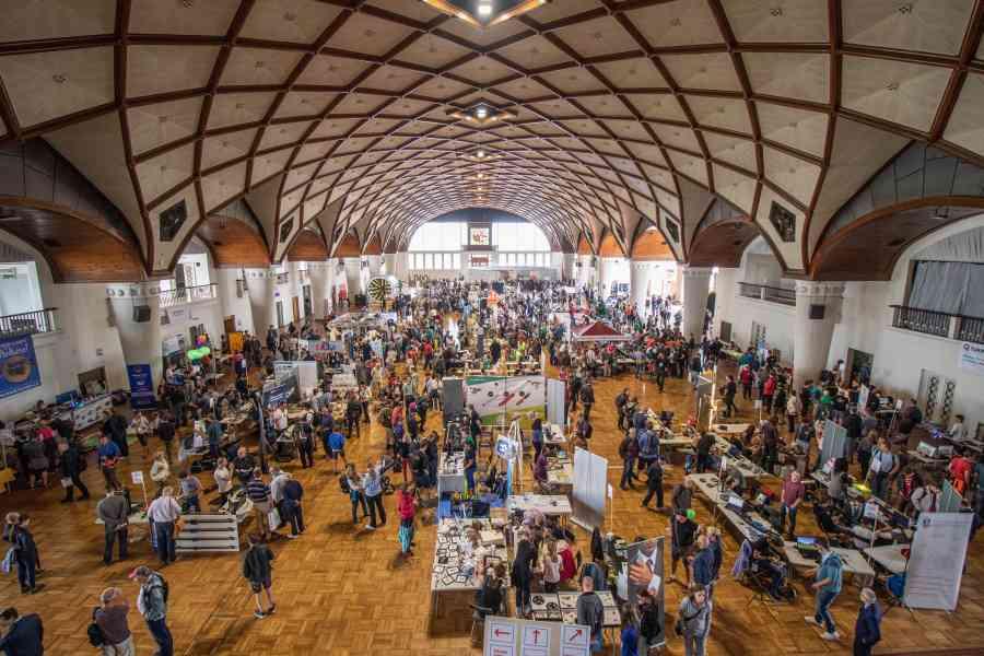 Pražský Maker Faire