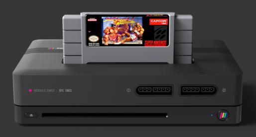 Polymega: moderní univerzální konzole, která přehraje ikonické retro hry pro SNES či PlayStation