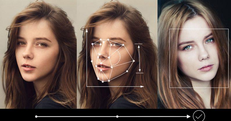 Technologie umělé inteligence na rozpoznání obličejů na internetu pomáhá zamezit obchodu s lidmi