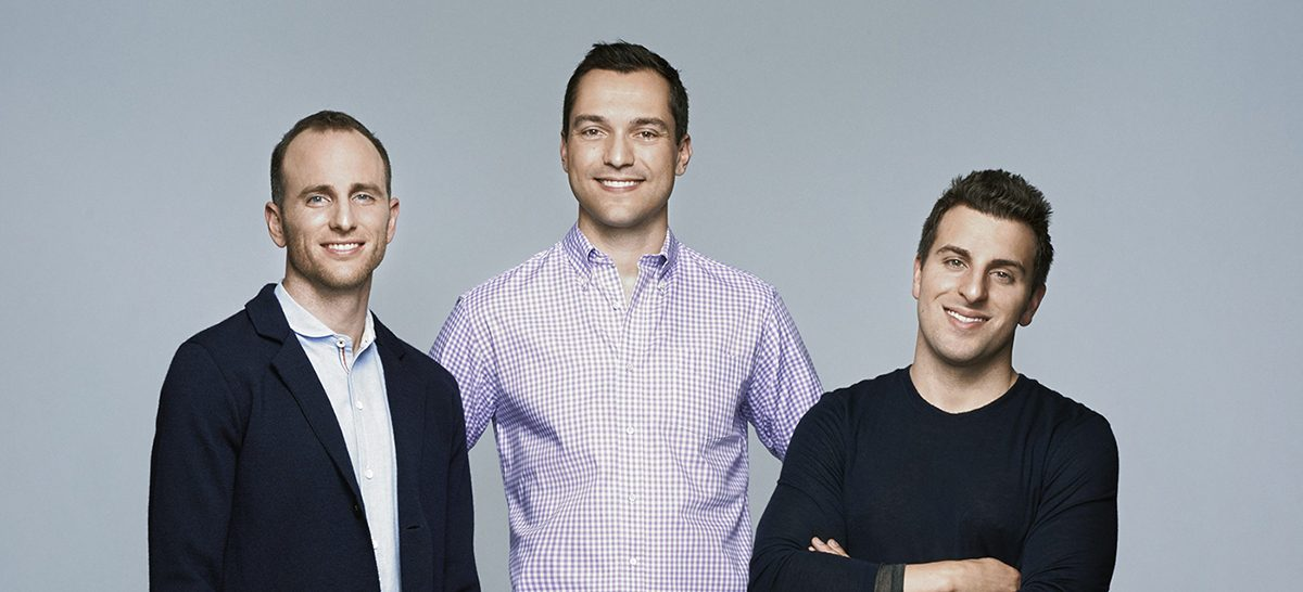 Spoluzakladatelé miliardového startupu Airbnb, jejichž začátky vedly přes Y Combinator