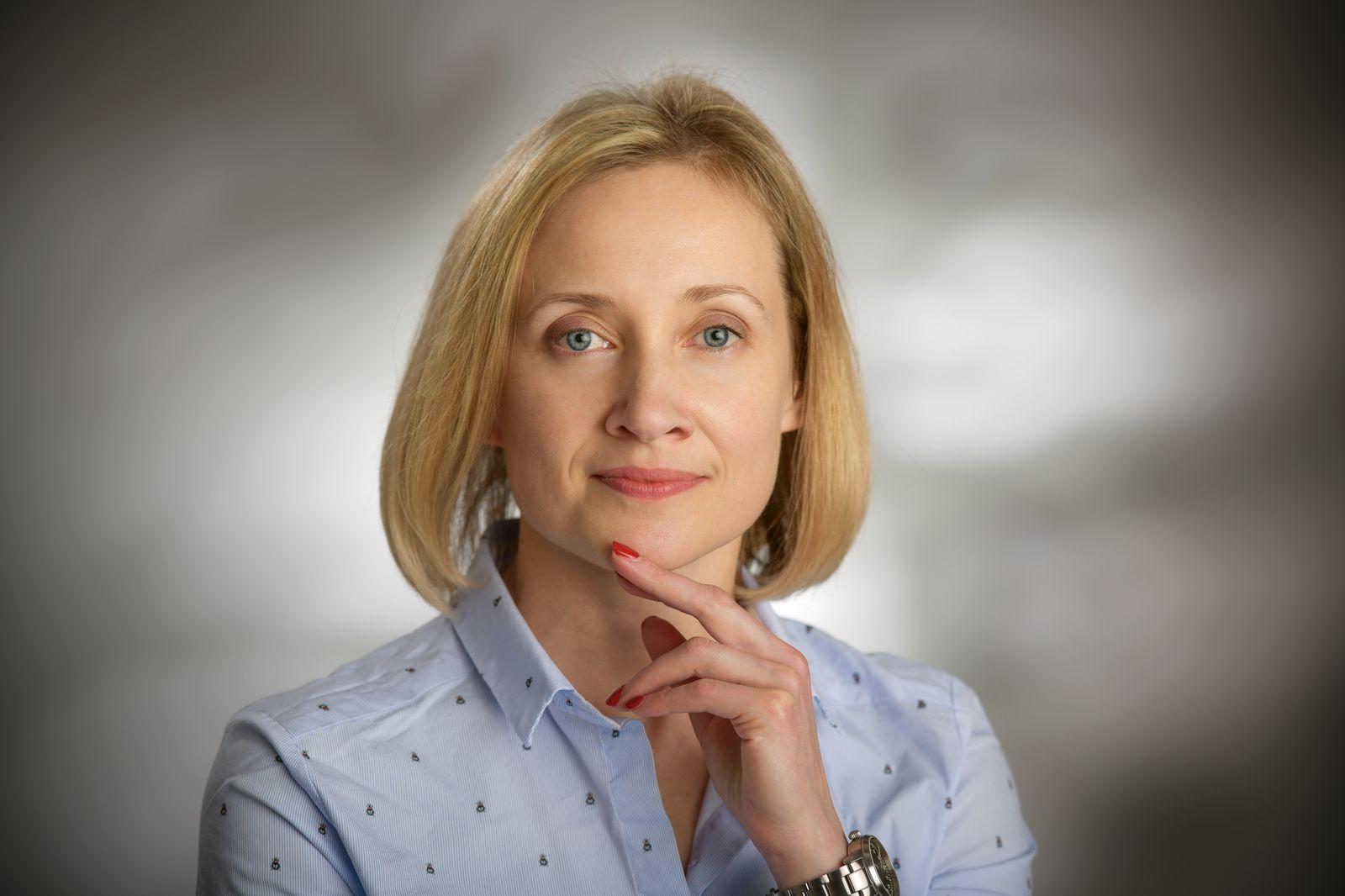 Současná ředitelka CzechInvestu Silvana Jirotková