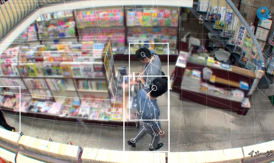 Bezpečnostní kamery AI Guardsman mají díky umělé inteligenci omezit krádeže v obchodech