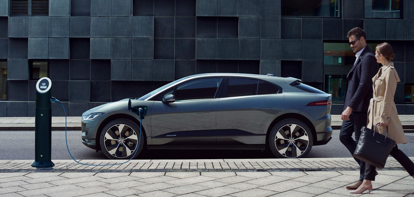 Jaguar I-Pace, jehož 20 tisíc kusů má Waymo v následujících letech obdržet