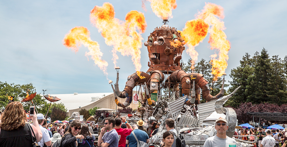 Češi potvrdili, že jsou národem kutilů. První pražský Maker Faire navštívilo přes 10 tisíc lidí