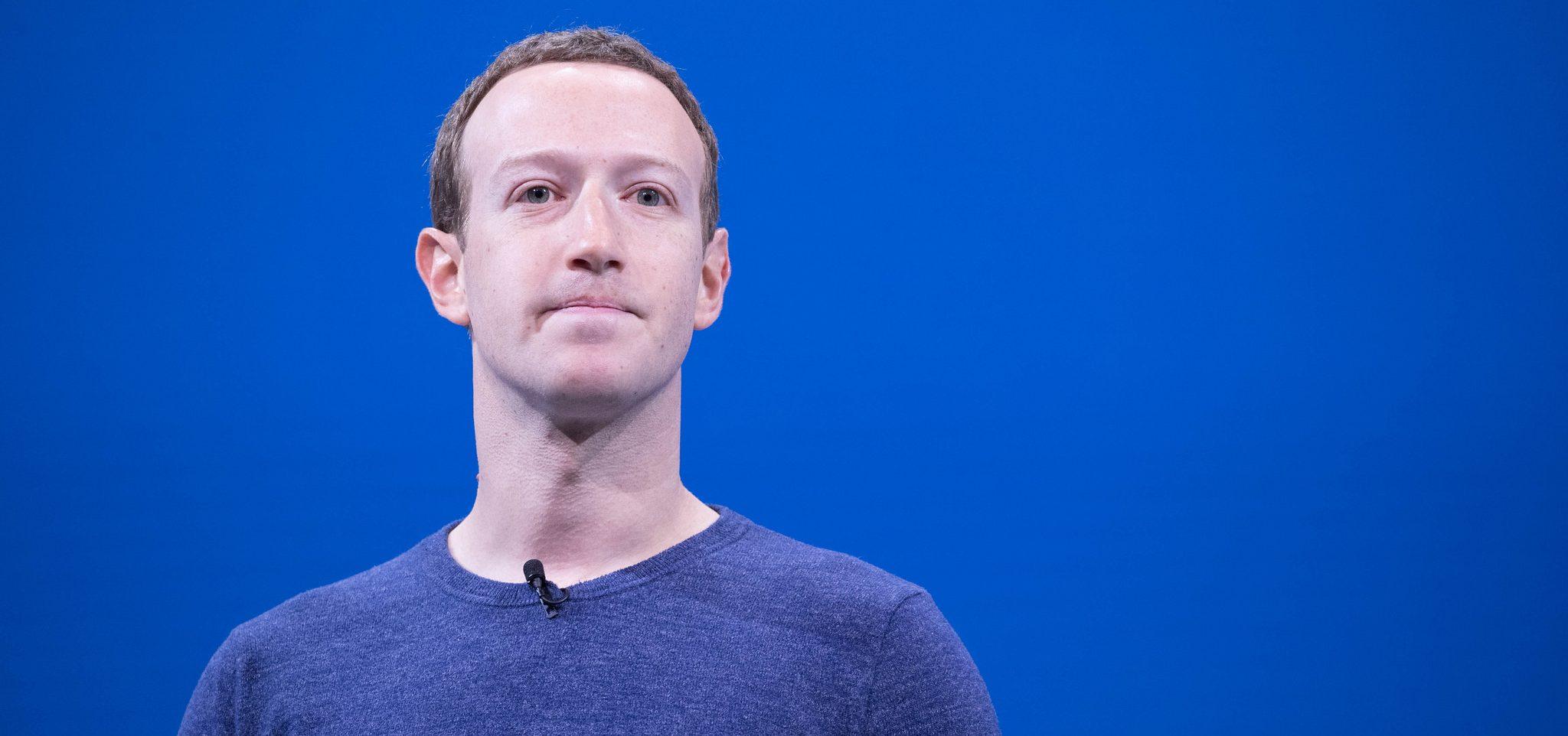 Mark Zuckerberg, CEO Facebooku
