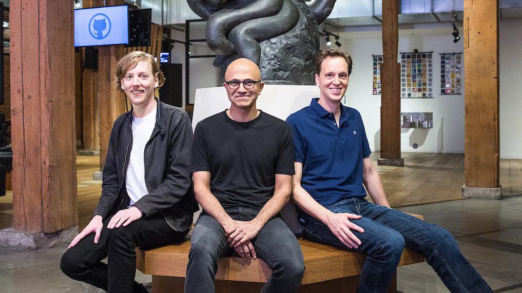 Microsoft kupuje za 7,5 miliardy dolarů GitHub