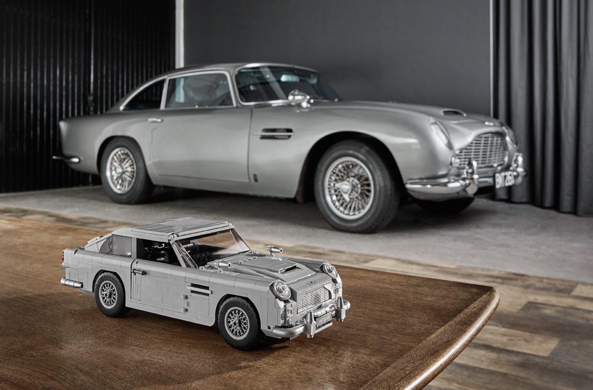 James Bond Aston Martin DB5 ficial 53 e