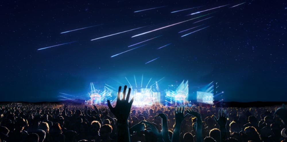 Japonský startup vyrábí umělé padající hvězdy na zakázku a slibuje novou úroveň zábavy