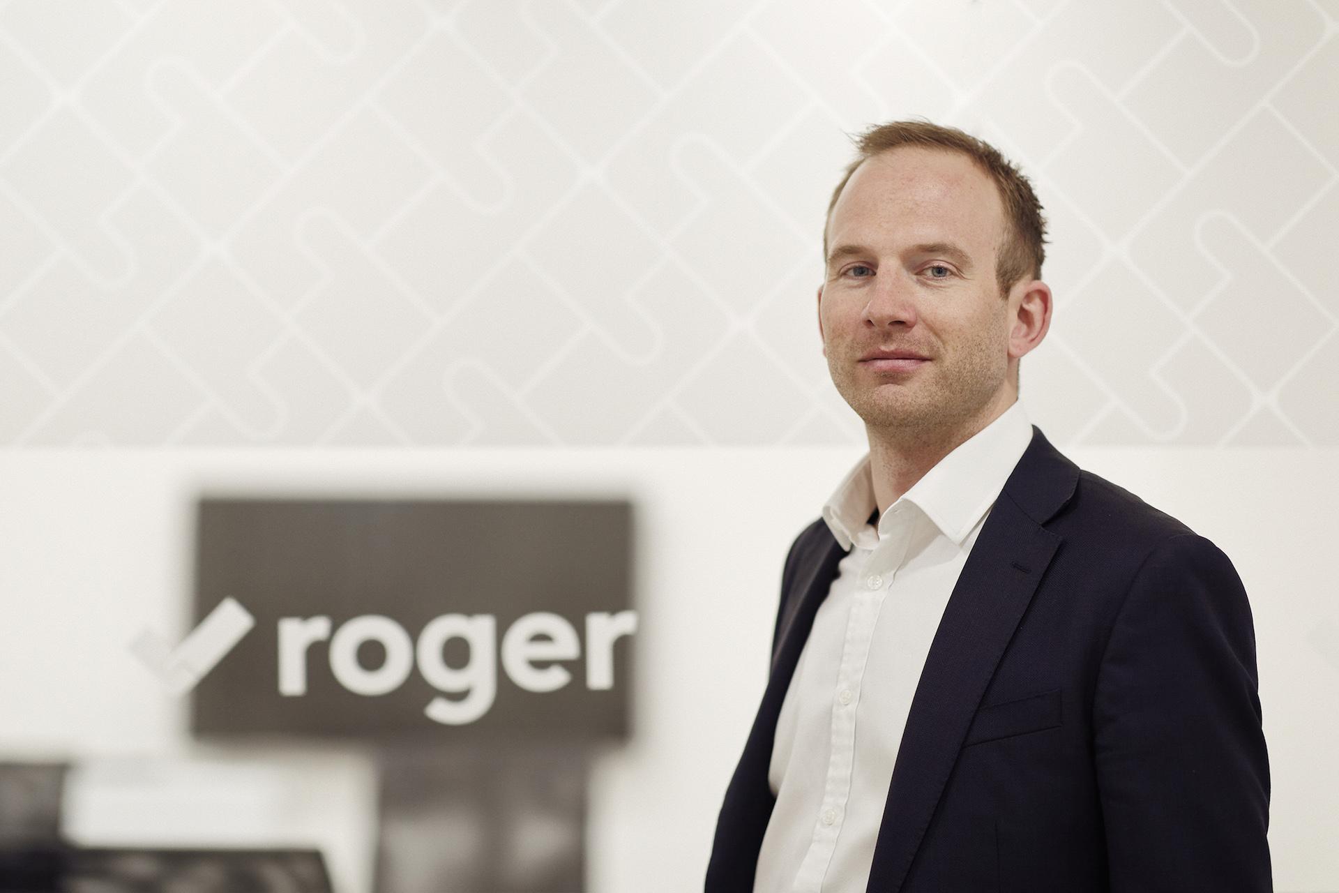 Adam Šoukal, spoluzakladatel a CEO Platební instituce Roger