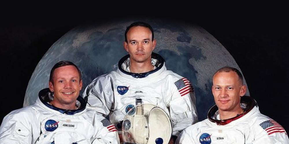 NASA poprvé zveřejnila zvukové nahrávky z mise Apollo 11, včetně slavné věty Neila Armstronga