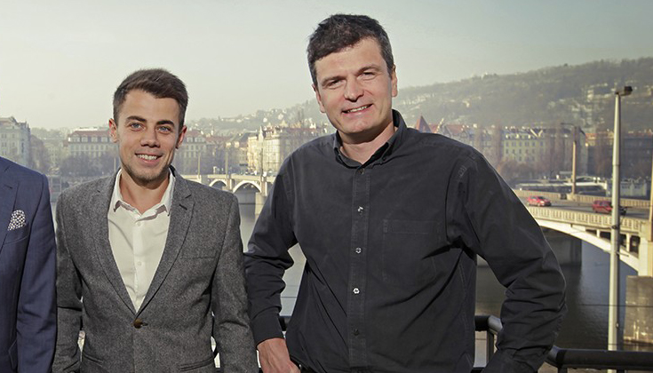Petr Svoboda a Ondřej Fryc