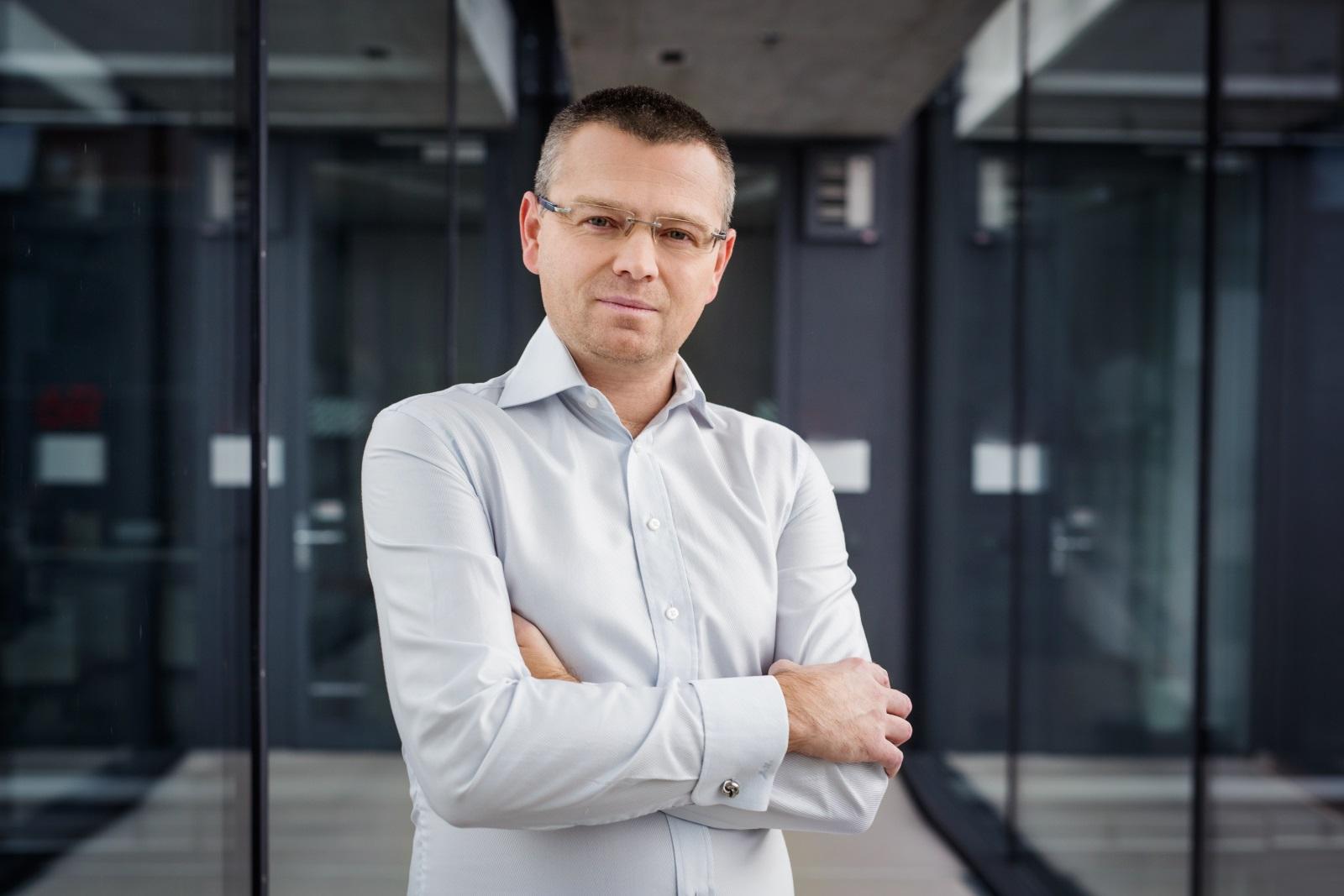 Jakub Unger, ředitel Divize Zpravodajství a TV Seznamu
