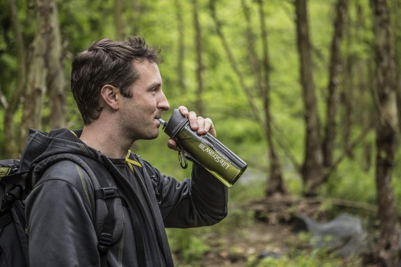Filtrační láhev LifeStraw Go