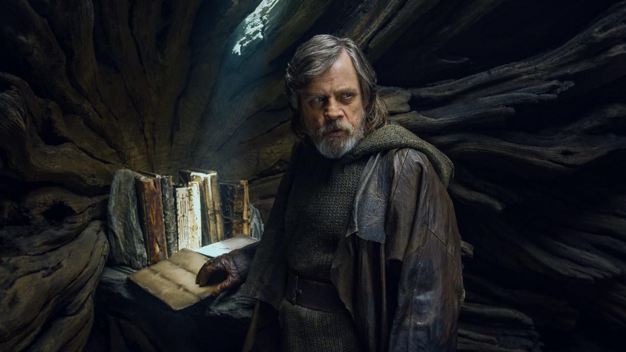 Mark Hamill se vrací jako Luke Skywalker