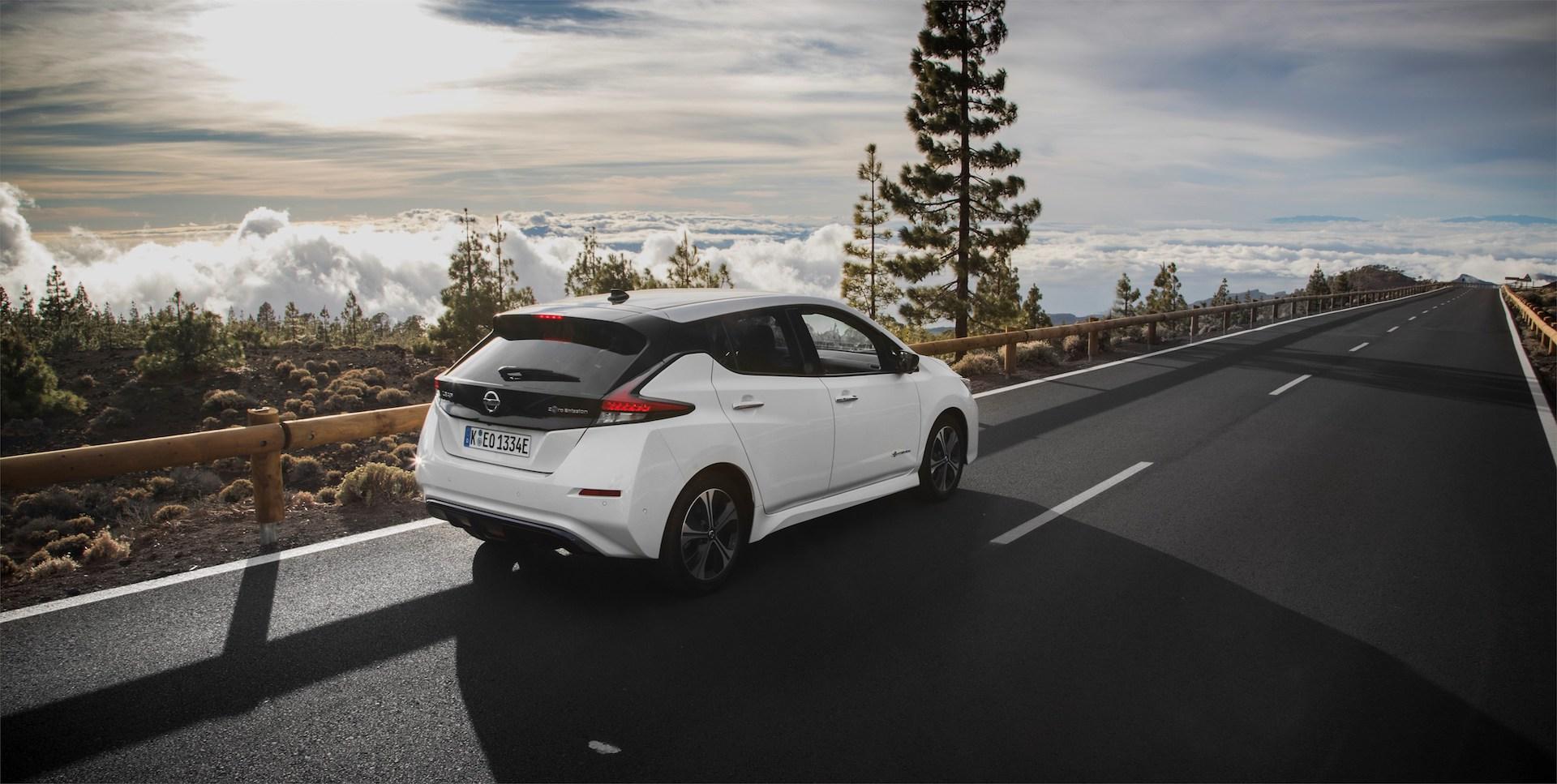 Nový Nissan Leaf