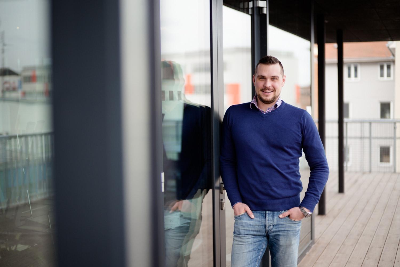 Ondřej Svrček, spoluzakladatel a CEO Mobilního rozhlasu