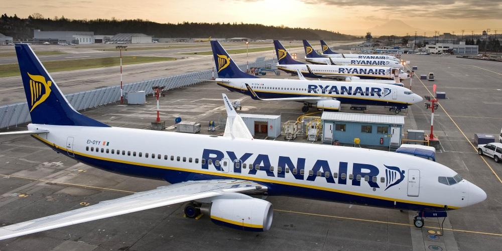 Stávky pilotů aerolinky Ryanair pokračují. Zrušeno má být až 500 pátečních letů