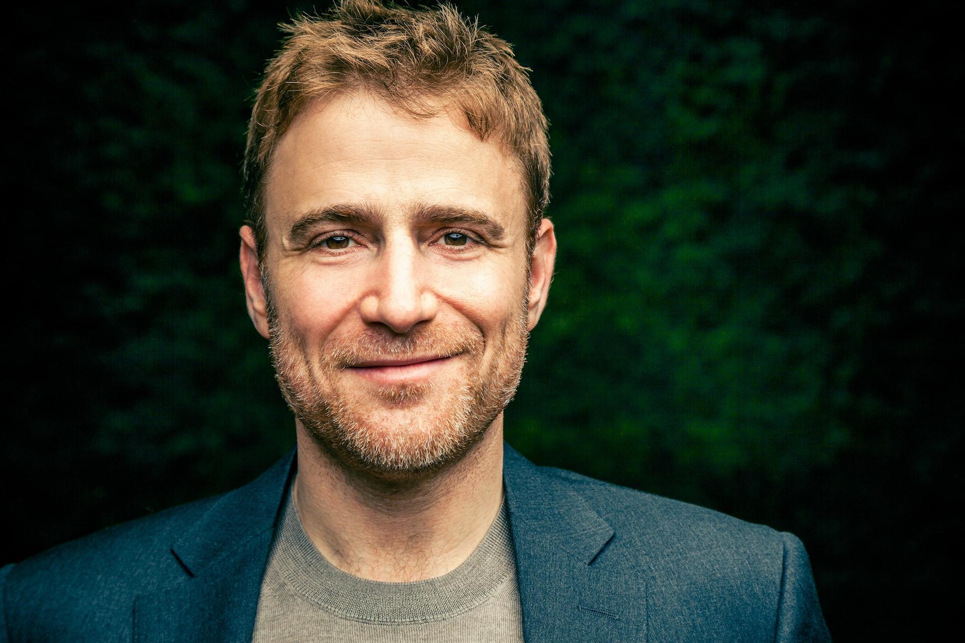 Stewart Butterfield, spoluzakladatel a CEO Slacku