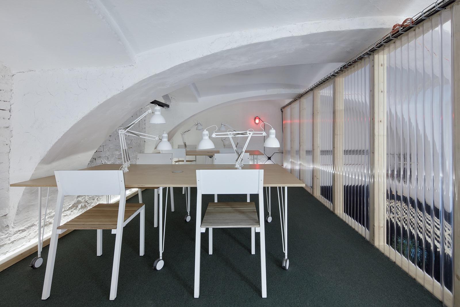 Coworkingový prostor