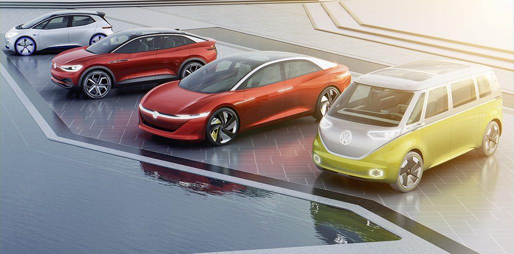 Volkswagen chystá vlastní carsharing s elektrickými auty a dalšími prostředky