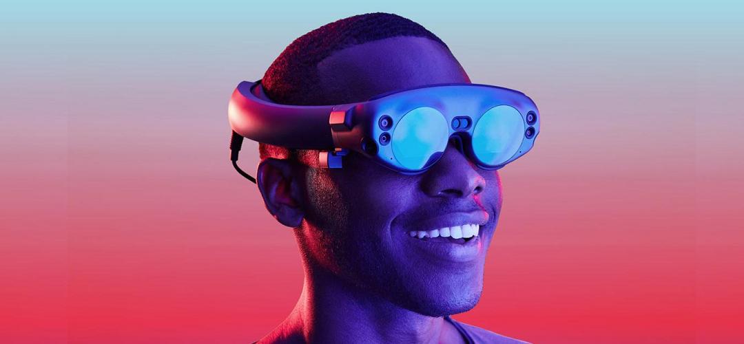 Miliardový AR startup Magic Leap začíná prodávat svůj očekávaný headset. Cena překročí 2 000 dolarů