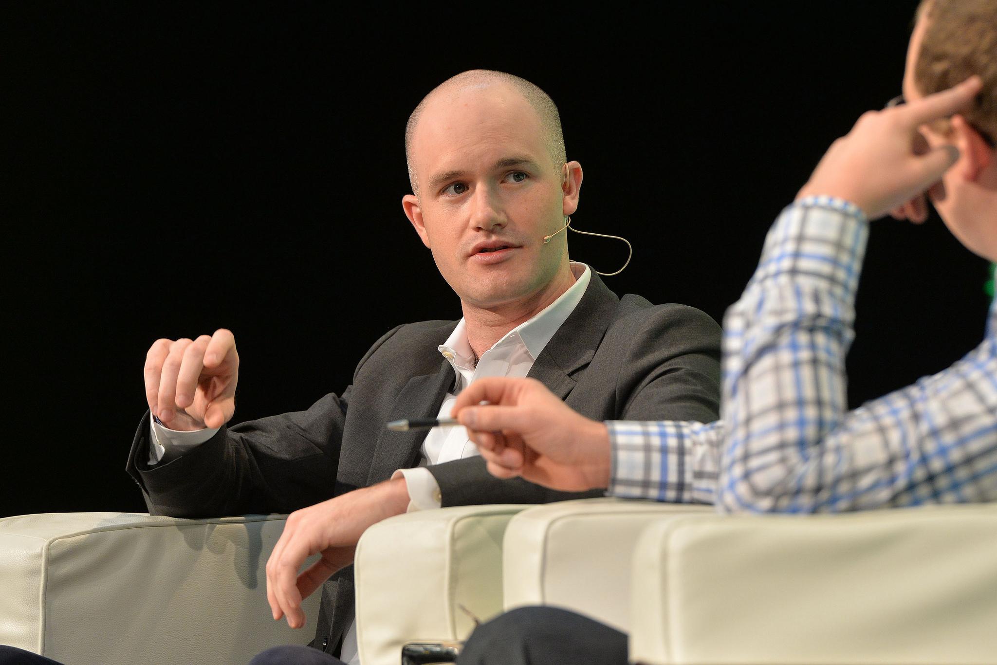 CEO Coinbase, Brian Armstrong