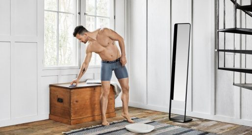 Americký startup vyvinul zrcadlo, které pomocí 3D senzorů vyhodnotí proporce a vlastnosti vašeho těla