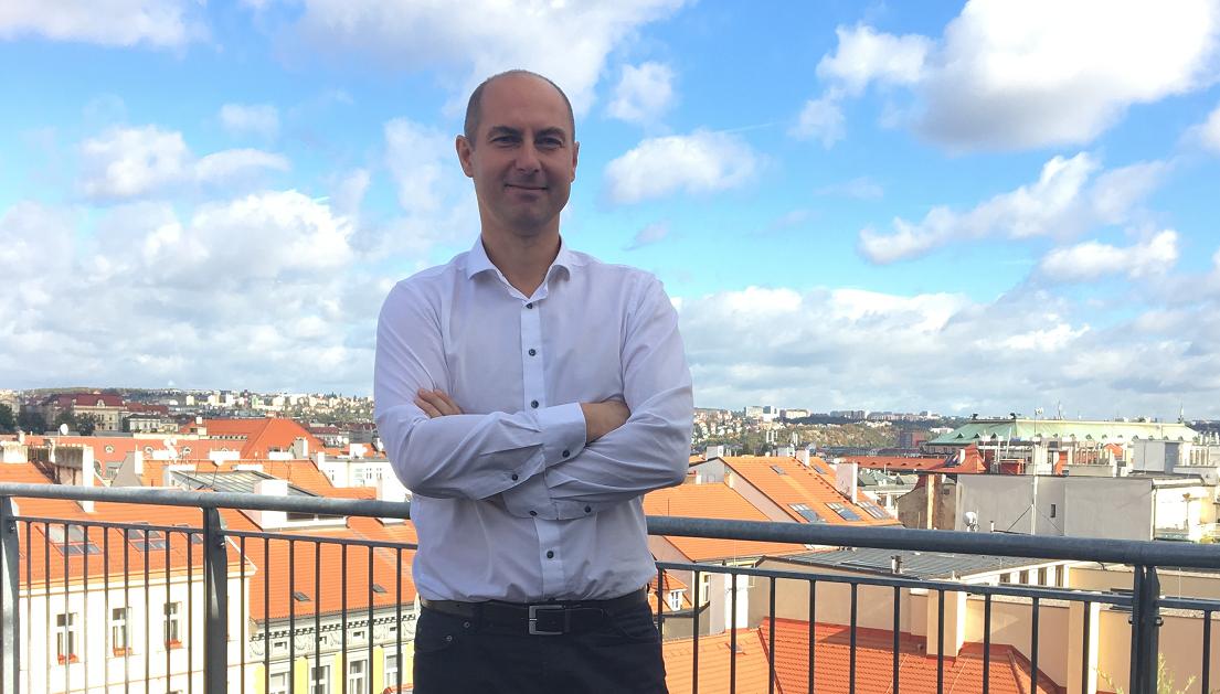 Zakladatel a CEO Portu Radim Krejčí