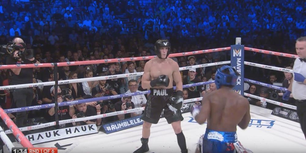"""Vítězem zápasu youtuberů v boxu je platforma Twitch. Placenému streamu YouTube """"ukradla"""" přes milion diváků"""