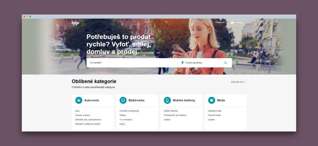 Webové stránky pro zahraniční věci