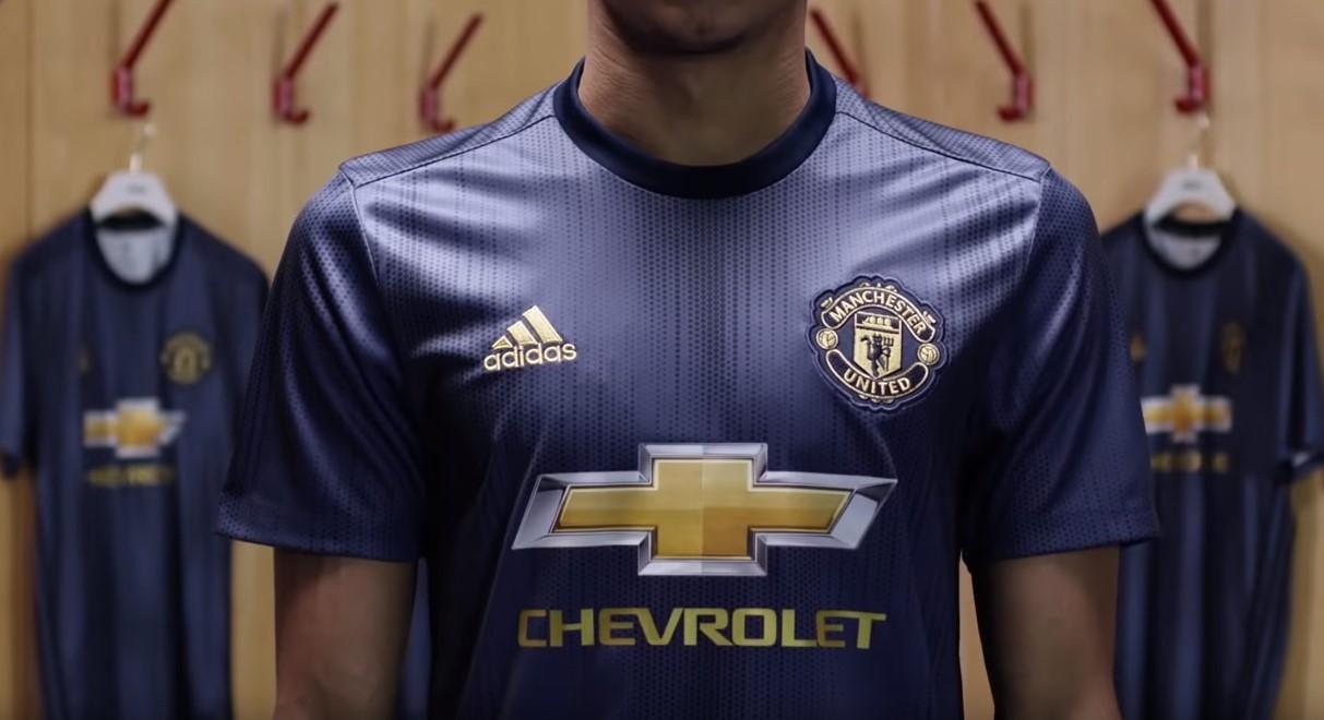 Dres Manchesteru United