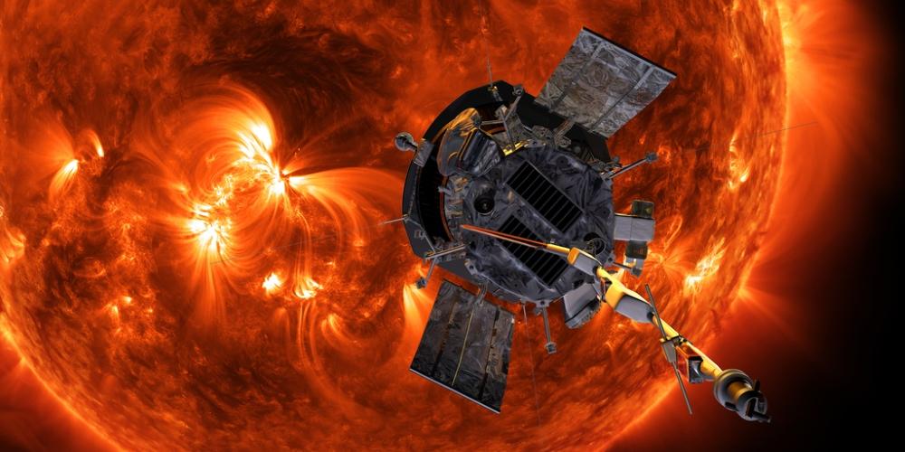 """NASA vyslala do vesmíru sondu, která se """"dotkne slunce"""". Půjde o nejrychlejší lidmi vytvořený objekt"""