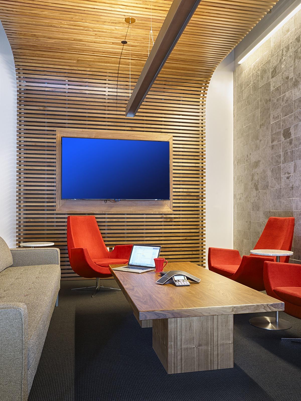 Malá konferenční místnost