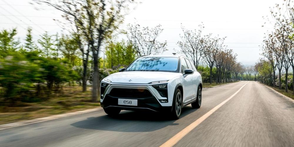 Čínský výrobce elektromobilů NIO chce při vstupu na burzu vybrat 1,3 miliardy dolarů a konkurovat Tesle