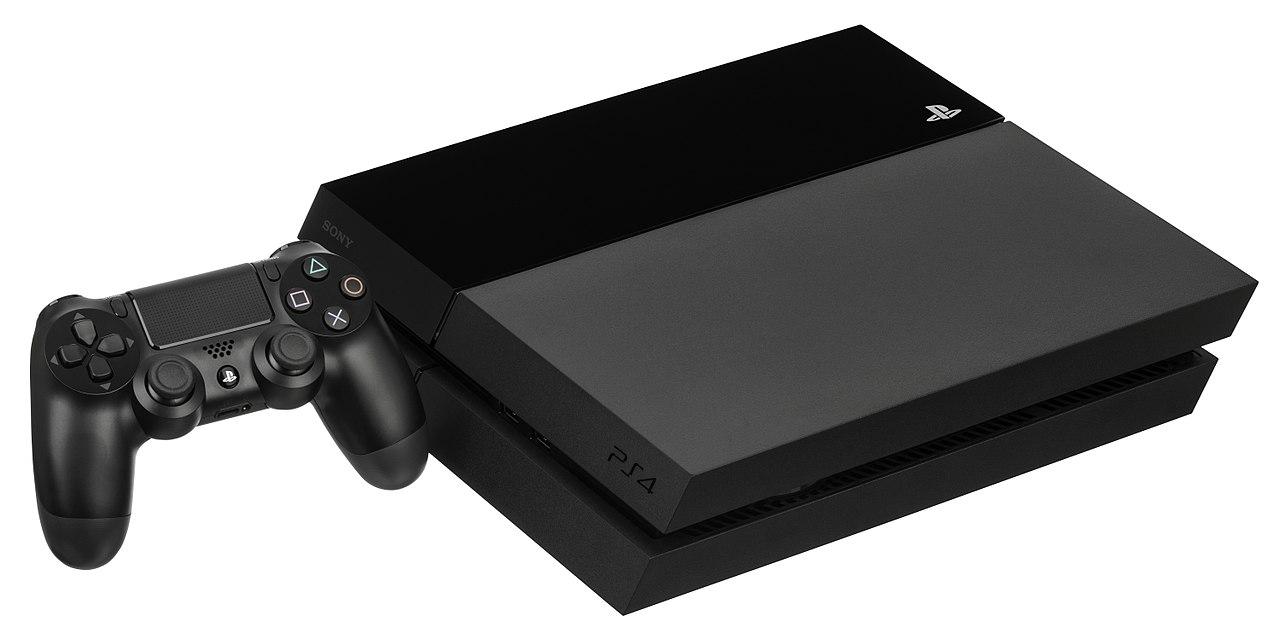 Konkurenční konzole PlayStation 4 od Sony