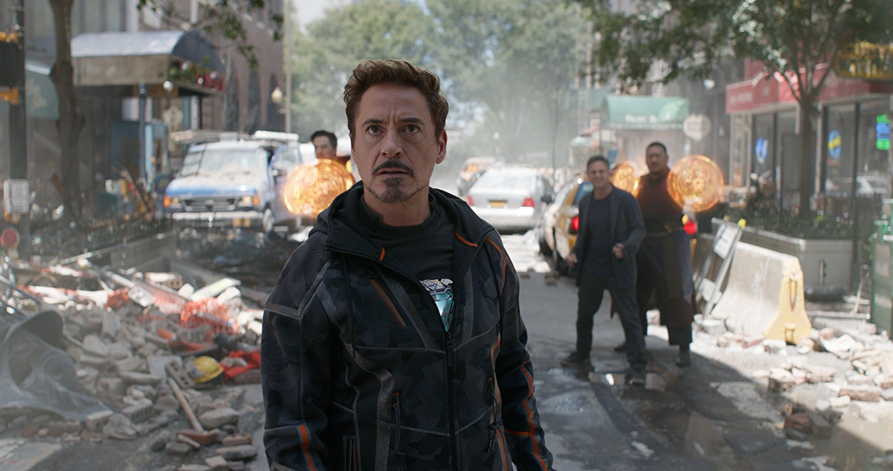 Robert Downey Jr. ve filmu Avengers: Infinity War
