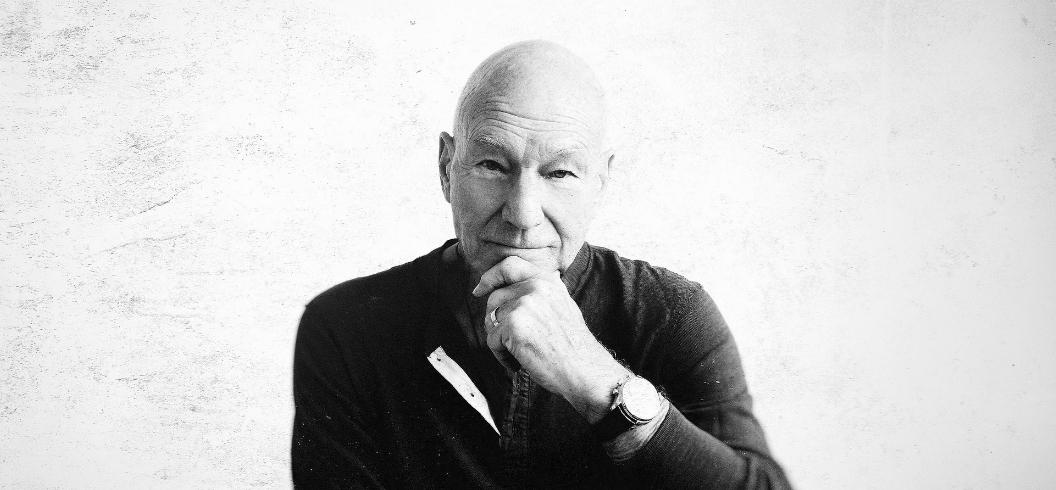 Patrick Stewart se vrací jako legendární kapitán Jean-Luc Picard v novém seriálu Star Trek