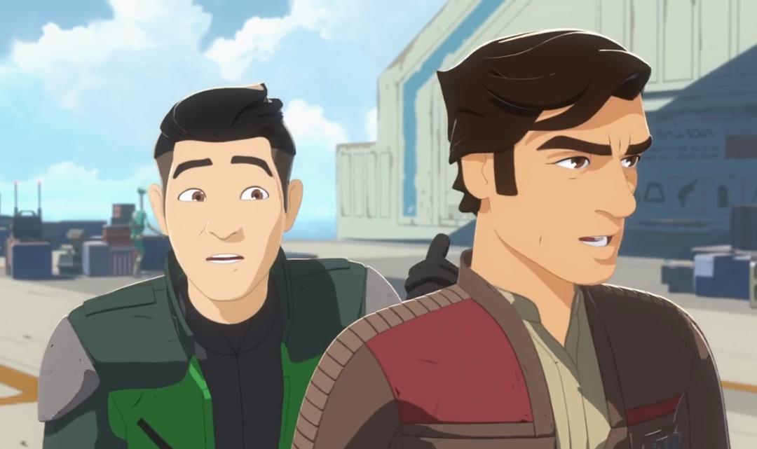 Podívejte se na první trailer k novému animovanému seriálu Star Wars Resistance