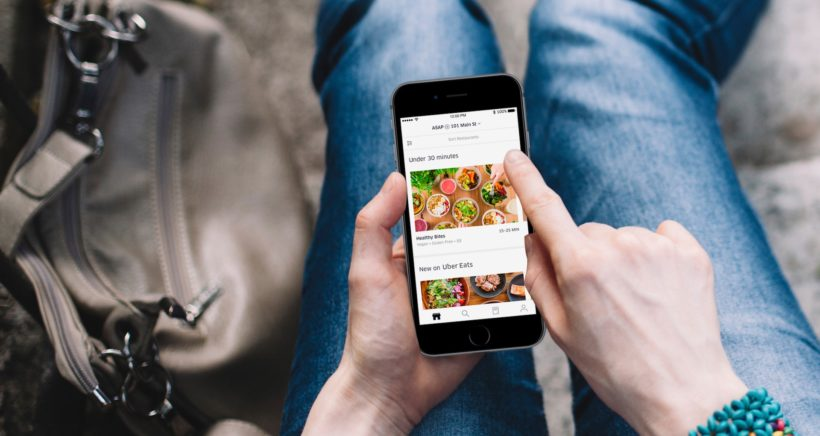uber-eats-aplikace