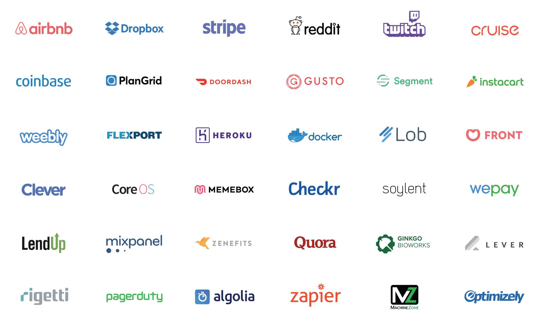 Nejznámnější startupy, které si prošly akcelerátorem Y Combinatoru