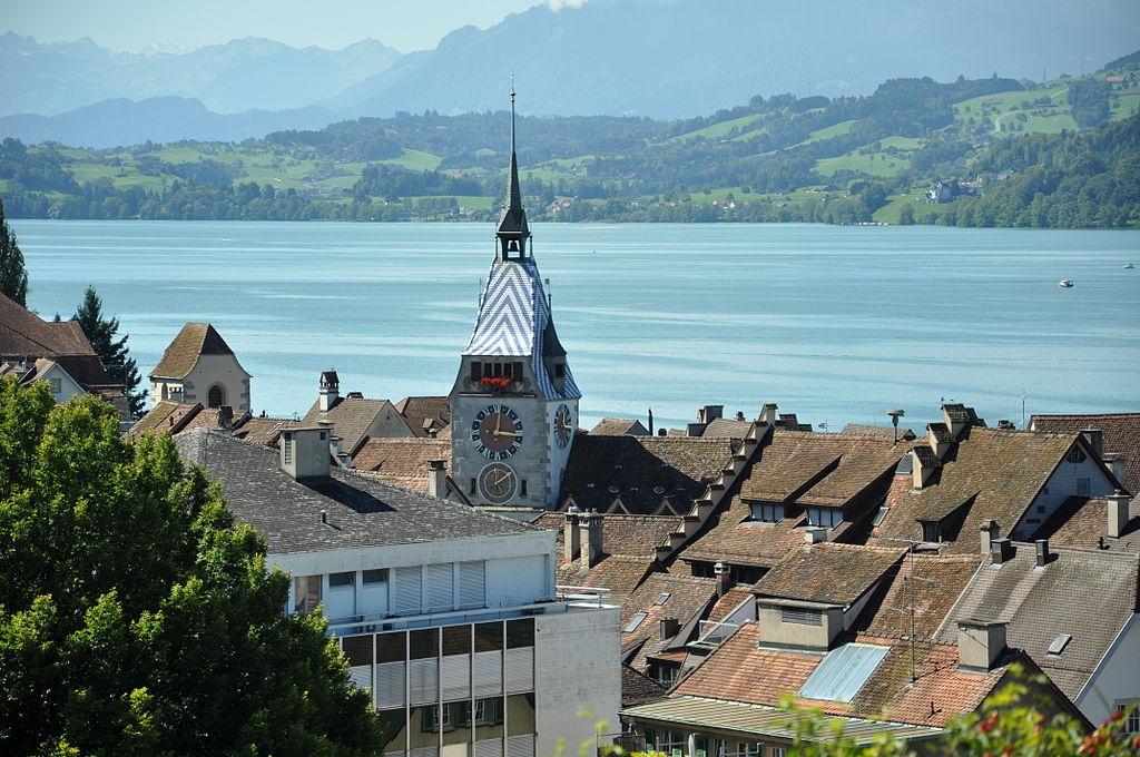 Město Zug