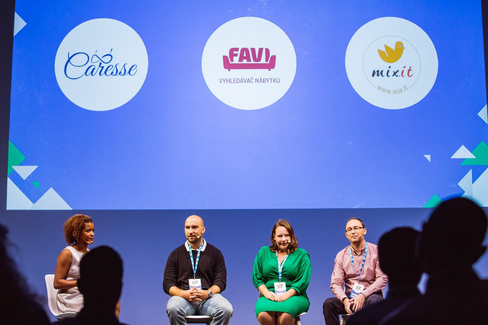 Zástupci firem Favi, Mixit a dalších sdíleli na akci Boost your Business své zkušenosti s Facebookem a Instagramem